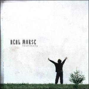 Neal Morse: Testimony - Cover