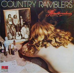 Cover - Country Ramblers: Heartbreakers