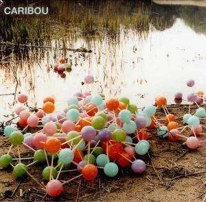 Cover - Caribou: Tour CD 2007