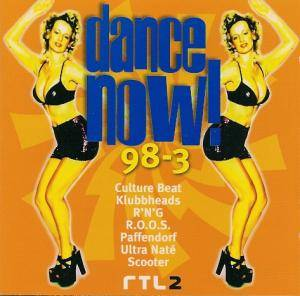 Cover - Electric Nature: Dance Now! 98-3