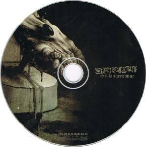 Eisregen: Schlangensonne (CD) - Bild 2