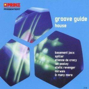 Groove Guide House - Cover