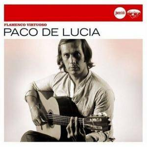 Paco de Lucía: Flamenco Virtuoso - Cover
