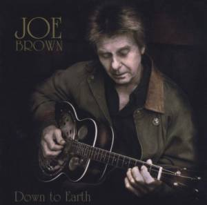 Cover - Joe Brown: Down To Earth