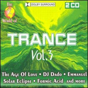 World Of Trance Vol. 3, The - Cover
