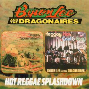 Cover - Byron Lee & The Dragonaires: Hot Reggae Splashdown