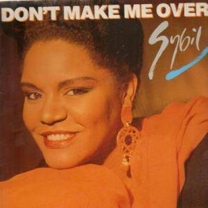 Cover - Sybil: Don't Make Me Over