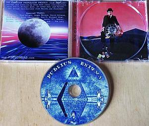 Pink Floyd: The Floydian Propulsion Project - CD (2003, Limited