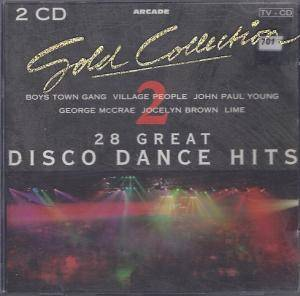Gold Collection 2 - 28 Great Disco Dance Hits - Cover