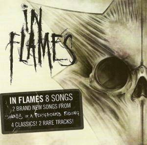 In Flames: 8 Songs - Cover