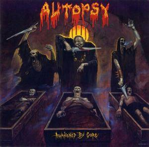 Autopsy: Awakened By Gore - Cover