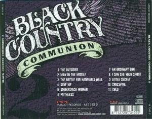 Black Country Communion: 2 (CD) - Bild 2