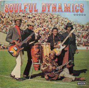 Cover - Soulful Dynamics, The: Soulful Dynamics