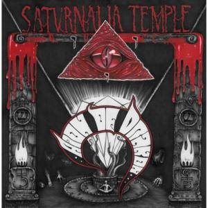 Saturnalia Temple: Aion Of Drakon - Cover