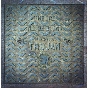 Cover - Techniques, The: I'll Be Black - The Orb Mix Trojan Records