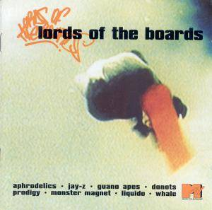 Cover - Big Punisher: Lords Of The Boards
