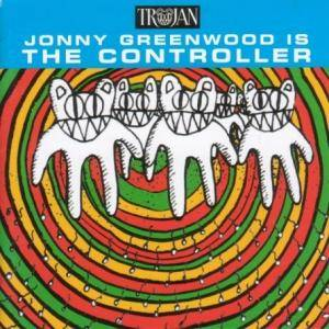 Jonny Greenwood Is The Controller - Cover