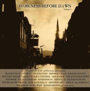 Cover - (((S))): Darkness Before Dawn Volume 1