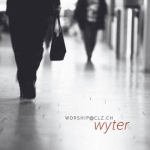 Cover - .Tide: Worship@clz.Ch - Wyter