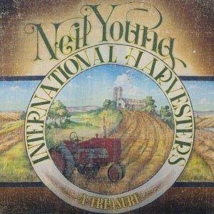 Neil Young: Treasure, A - Cover