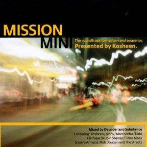 Cover - Paul Oakenfold: Mission Mini