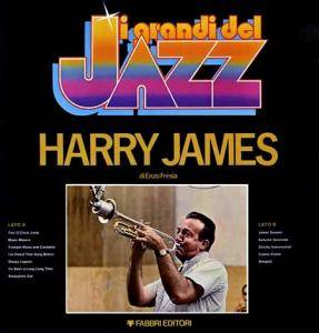 Cover - Harry James: Harry James