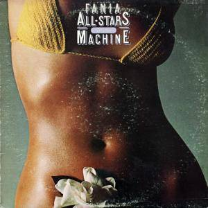 Cover - Fania All Stars: Rhythm Machine