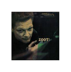 Cover - Zoot Sims: Zoot!