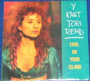 Cover - Y Kant Tori Read: Cool On Your Island