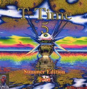Cover - Van Nilson: T-Time 5 - Summer Edition 2008