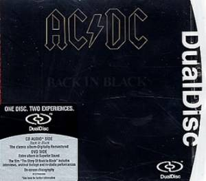 AC/DC: Back In Black (DualDisc) - Bild 1