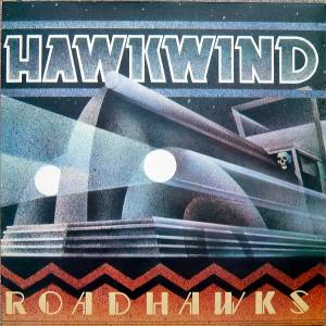 Hawkwind: Roadhawks - Cover
