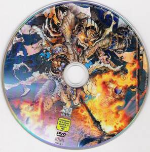 Iced Earth: Alive In Athens - The DVD (DVD) - Bild 3