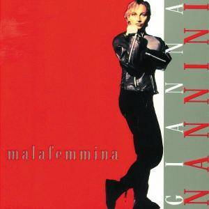 Gianna Nannini: Malafemmina - Cover