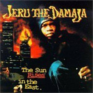 Jeru The Damaja: Sun Rises In The East, The - Cover