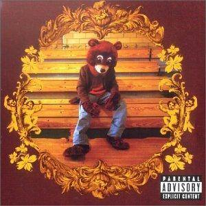 Kanye West: College Dropout, The - Cover