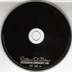 Children Of Bodom: Stockholm Knockout Live (2-CD) - Bild 3