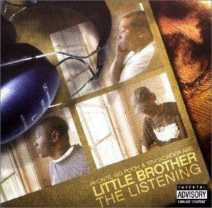 Cover - Little Brother: Listening, The