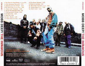 Mobb Deep: The Infamous... (CD) - Bild 2