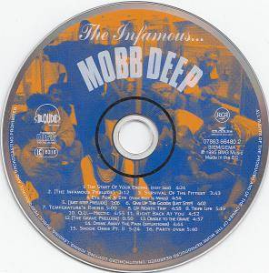 Mobb Deep: The Infamous... (CD) - Bild 3