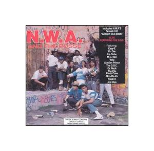 Cover - N.W.A: N.W.A. And The Posse