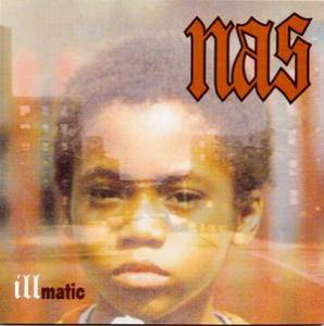 Cover - Nas: Illmatic