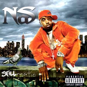 Cover - Nas: Stillmatic