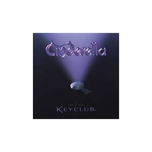 Cinderella: Live At The Keyclub - Cover