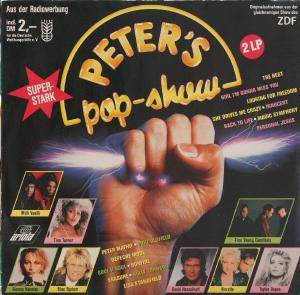 Peter's Pop Show - Cover