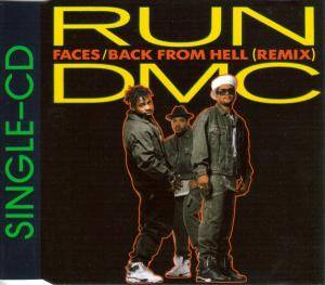Run-D.M.C.: Faces - Cover