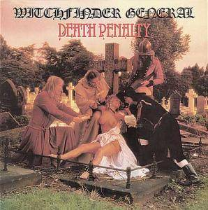 Witchfinder General: Death Penalty - Cover