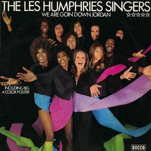 Cover - Les Humphries Singers, The: We Are Goin' Down Jordan