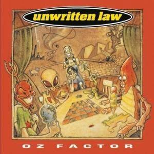 Cover - Unwritten Law: Oz Factor