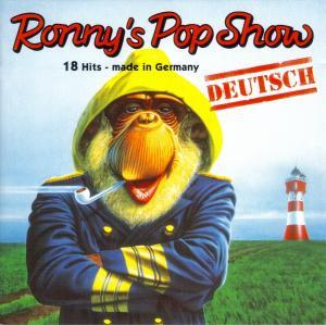 Ronny's Pop Show - Deutsch - Cover